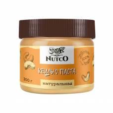 Кешью паста NUTCO натуральная, 300 гр