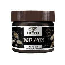 Урбеч NUTCO из семян чёрного кунжута, 300 гр
