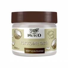 Кокосовая паста NUTCO натуральная, 300 гр