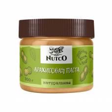 Арахисовая паста NUTCO натуральная, 300 гр