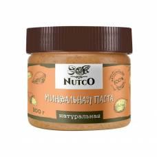 Миндальная паста NUTCO натуральная, 300 гр