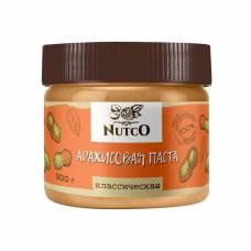 Арахисовая паста NUTCO классическая, 300 гр