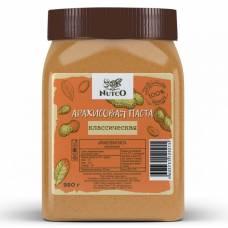 Арахисовая паста NUTCO классическая, 990 гр
