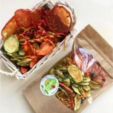 Сушеные овощи микс натуральные, 75 гр