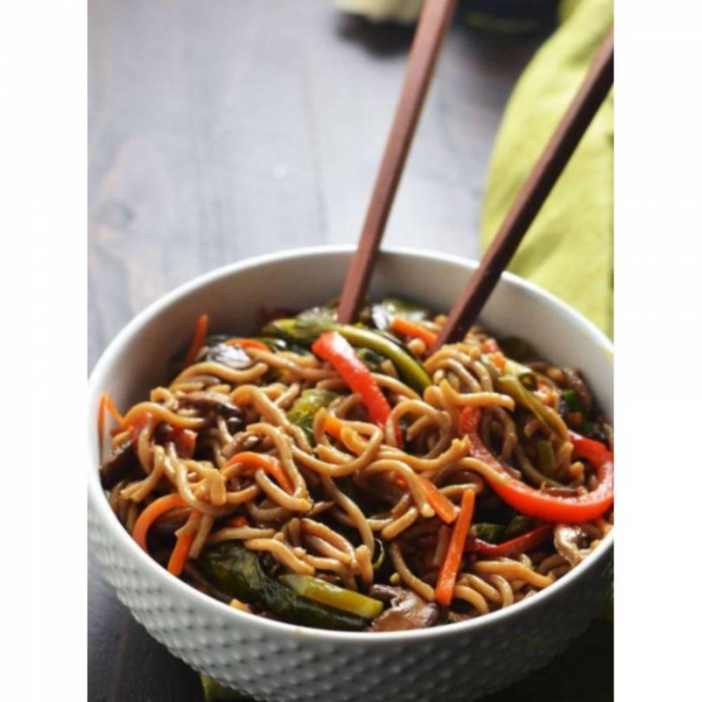 Лапша пшеничная Kekeshi удон, United Spices, 300 гр