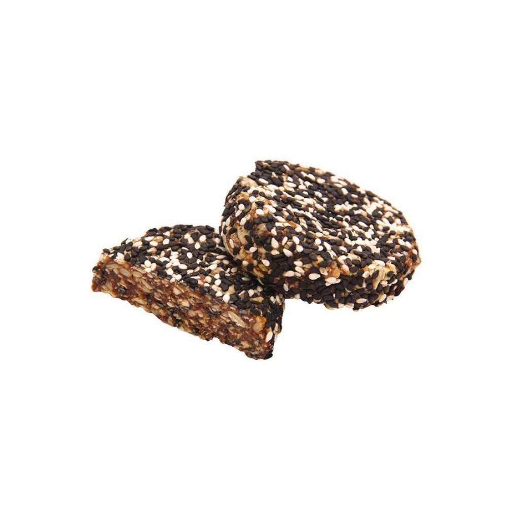 Печенье из финика с киноа EcoSpace, 100% ручная работа, RAW, 55 гр