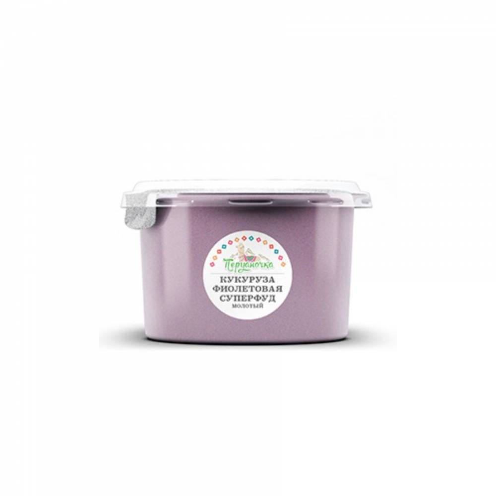 Фиолетовая кукуруза молотая Перуаночка, 70 гр