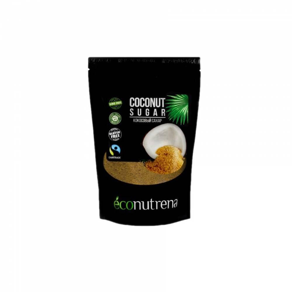 Кокосовый сахар United Spices 100% органика, Шри-Ланка, 250 гр