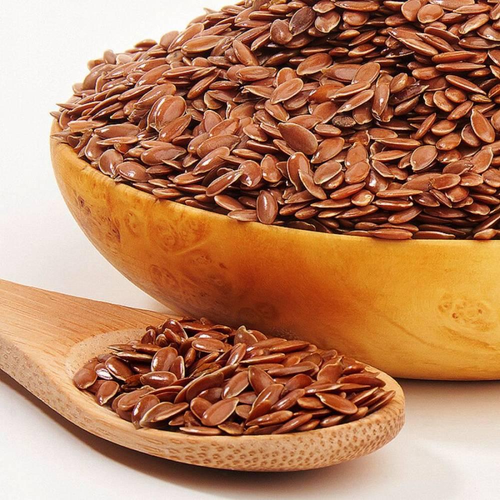 Семена льна темного Образ жизни, 500 гр