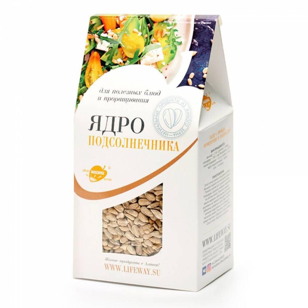 Семена подсолнечника ядро Образ жизни, 500 гр