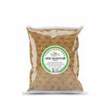 Семена льна золотого Перуаночка, 200 гр