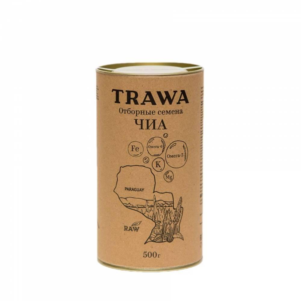 Семена Чиа TRAWA, 500 гр