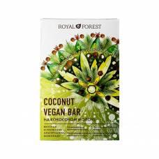 Молочный шоколад Royal Forest веганский из кокосового молока Vegan Coconut Milk Bar, 50 гр