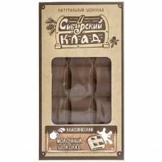 Шоколад молочный Классический Сибирский Клад, 100 гр