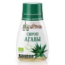 Сироп агавы, светлый органический Бионова, 230 гр