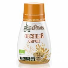 Овсяный сироп, органический Бионова, 230 гр
