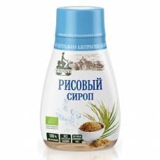 Рисовый сироп, органический Бионова, 230 гр