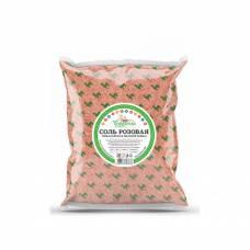 Розовая гималайская соль Перуаночка, мелкий помол, 200 гр