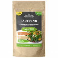 Розовая гималайская соль Продукты XXII века, мелкий помол, 200 гр