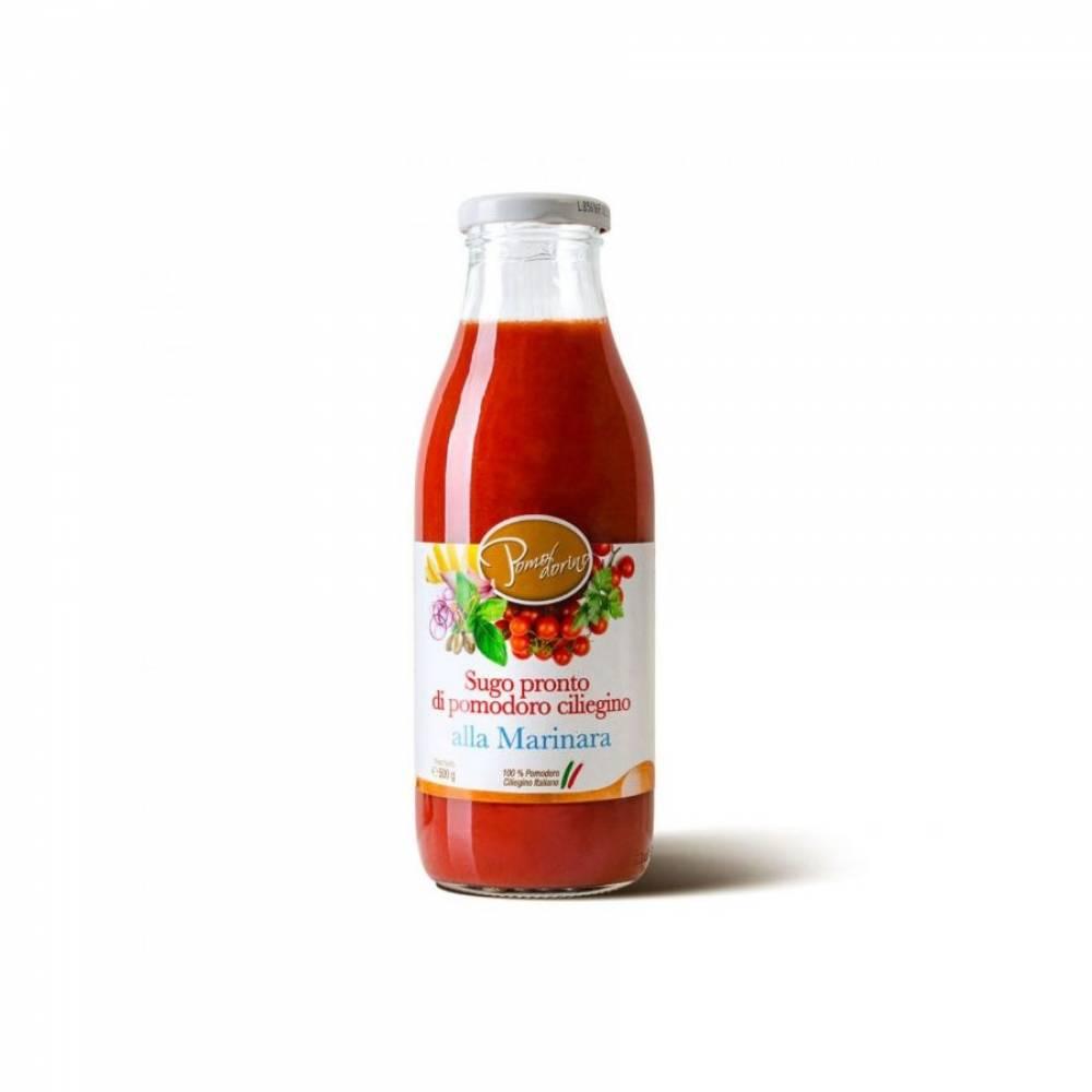 Томатный соус из сицилийских помидоров черри Маринара, Pomodorino, 500 гр