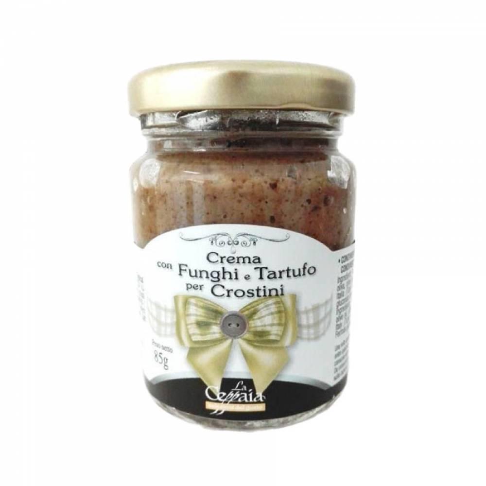 Соус-крем из грибов и трюфеля, La Novella, 85 гр
