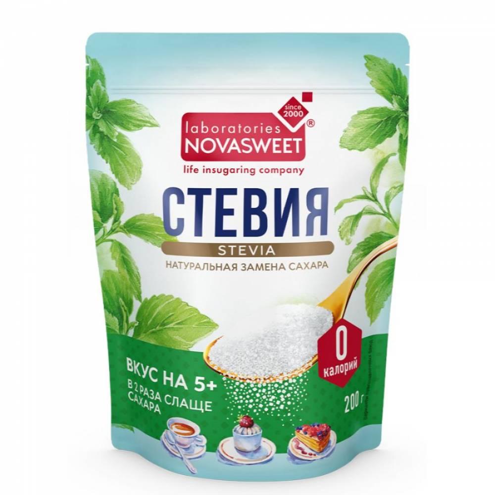 Стевия НОВАСВИТ, 200 гр
