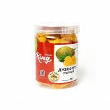 Сушеный джекфрут King, сухофрукты, 500 гр