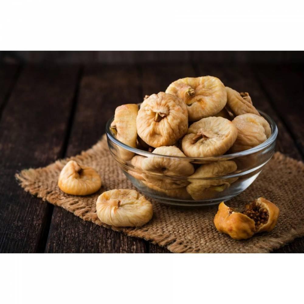 Сушеный инжир натуральный Крупный, сухофрукты, 500 гр