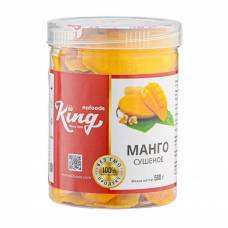 Сушеное манго King, сухофрукты, 500 гр