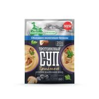 Грибной крем-суп Бионова, протеиновый быстрого приготовления, 20 гр