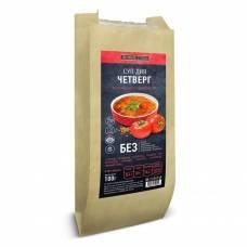 Суп дня томатный с чечевицей - четверг, Живые снеки, 100 гр