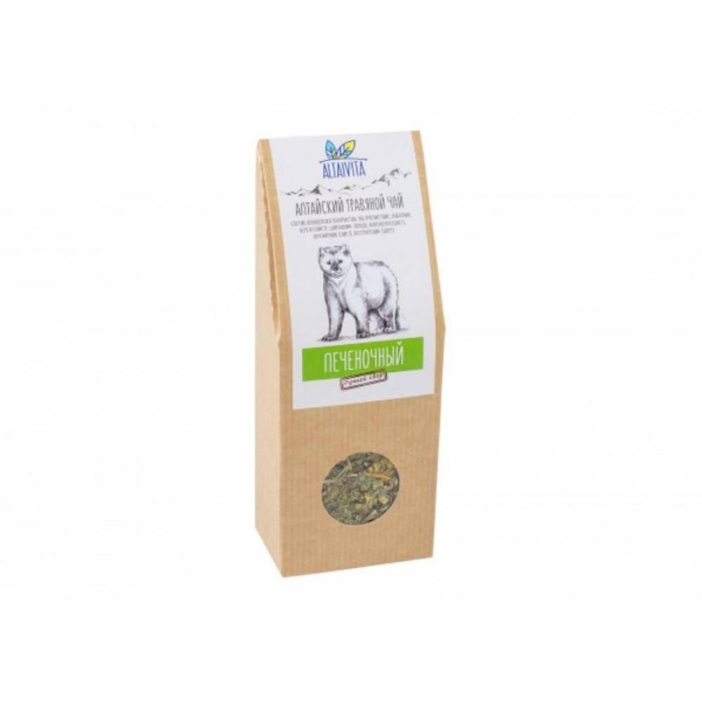 Травяной чай Печеночный Altaivita, алтайский, 70 гр