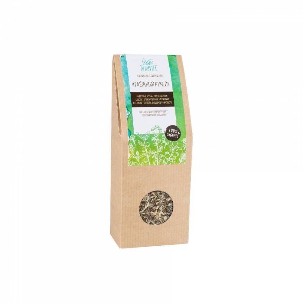 Травяной чай Таежный ручей Altaivita, алтайский, 45 гр