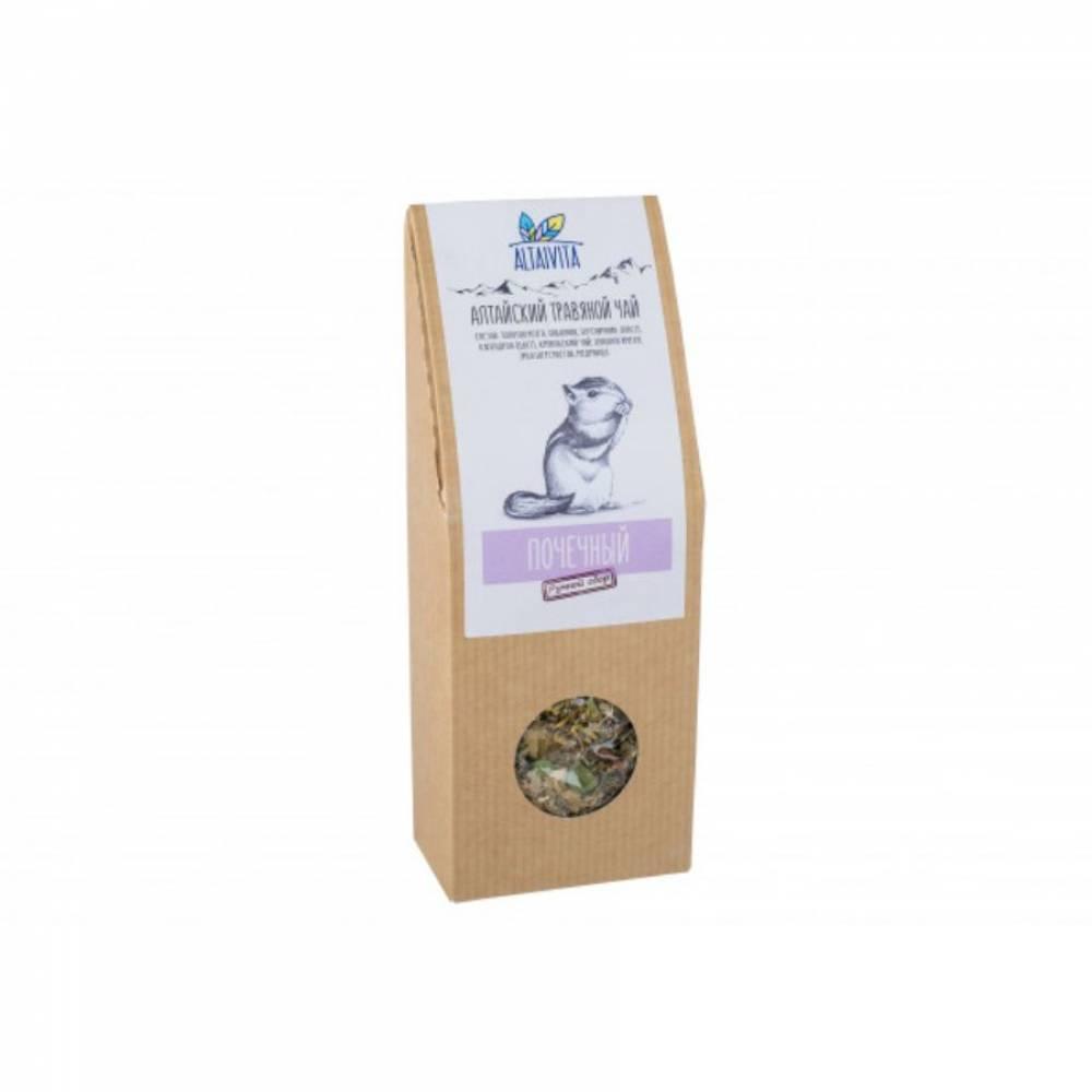 Травяной чай Почечный Altaivita, алтайский, 70 гр