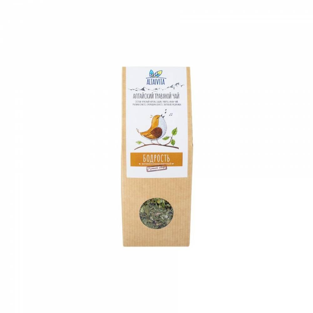Травяной чай Бодрость Altaivita, алтайский, 70 гр