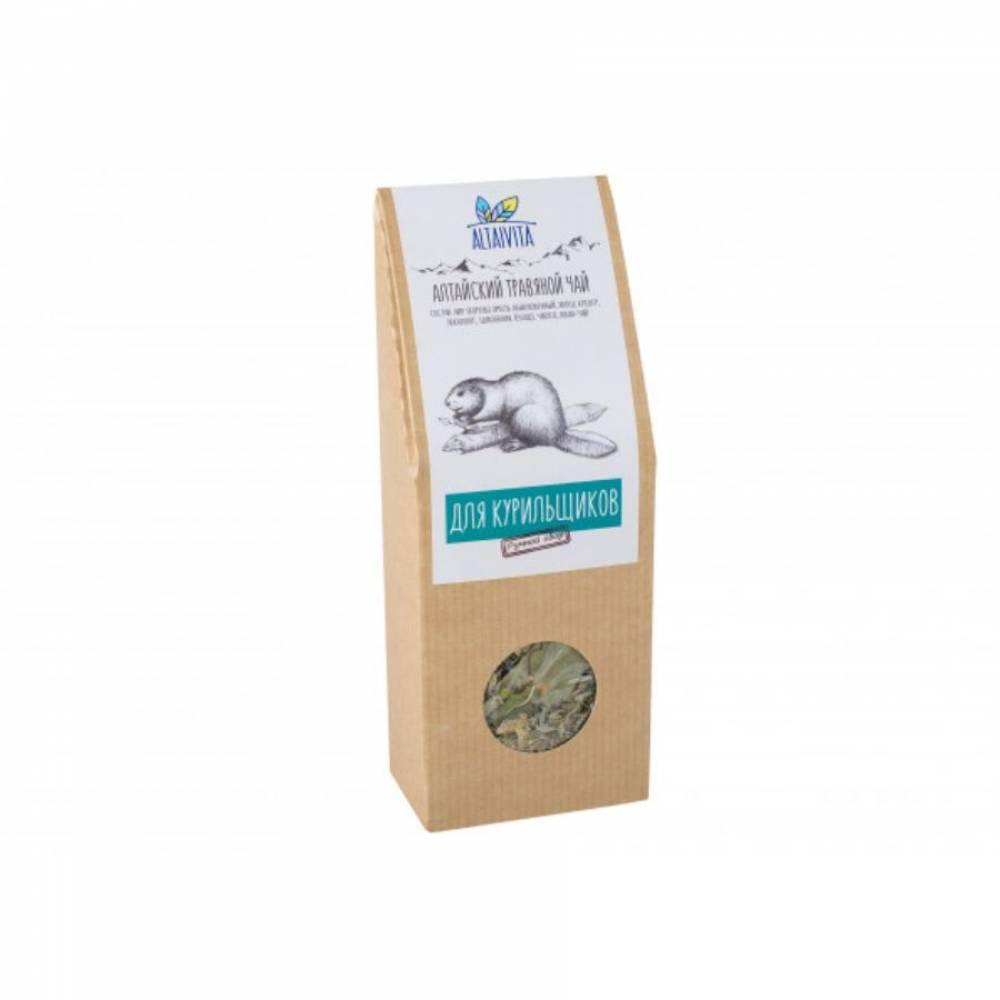 Травяной чай Для курильщиков Altaivita, алтайский, 70 гр