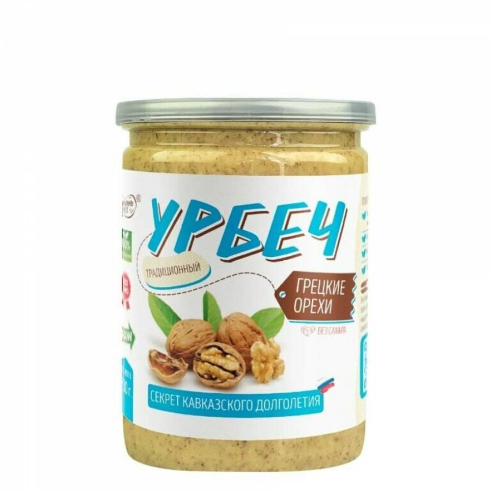 Урбеч из грецкого ореха Намажь Орех, 230 гр