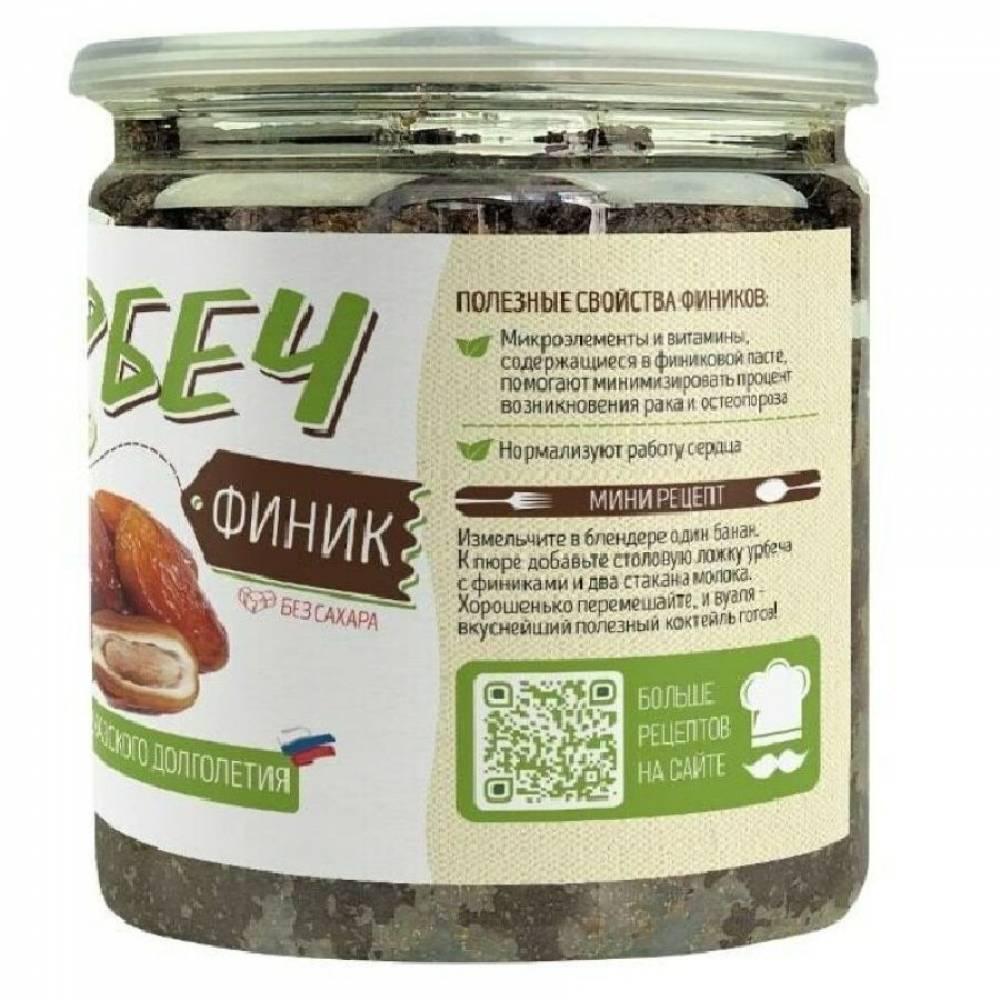 Урбеч из фиников Намажь Орех, 450 гр