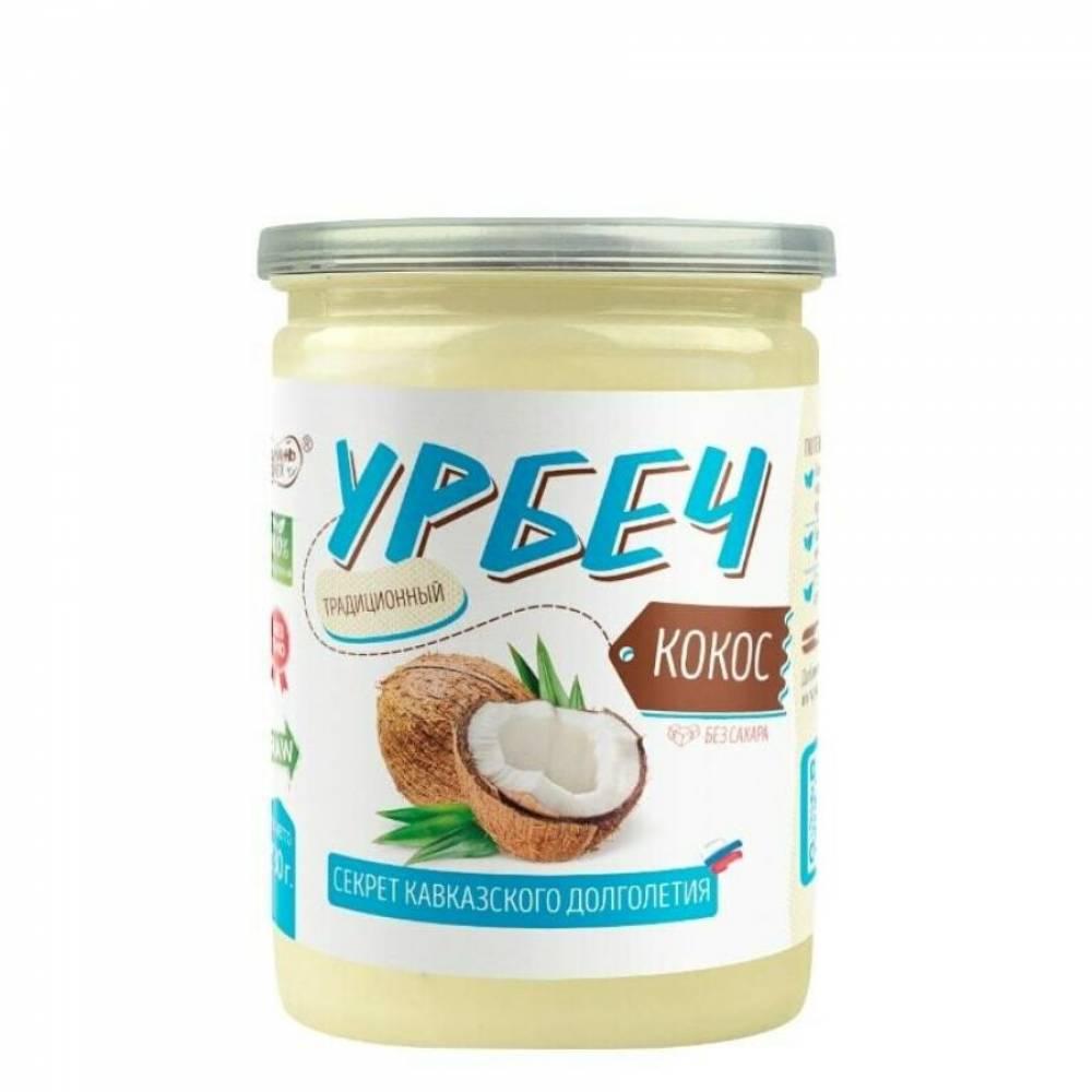 Урбеч из кокоса Намажь Орех, 230 гр