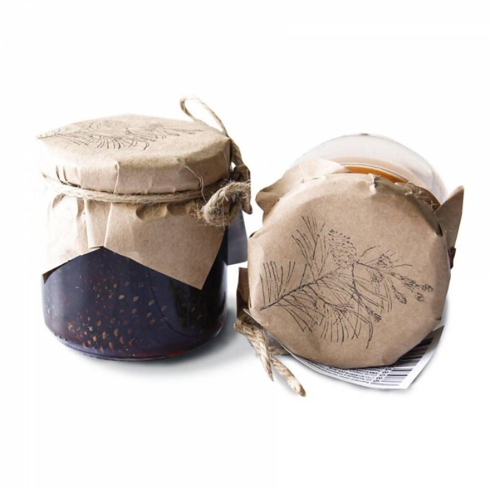 Варенье из сосновых шишек Таежный тайник, 260 гр