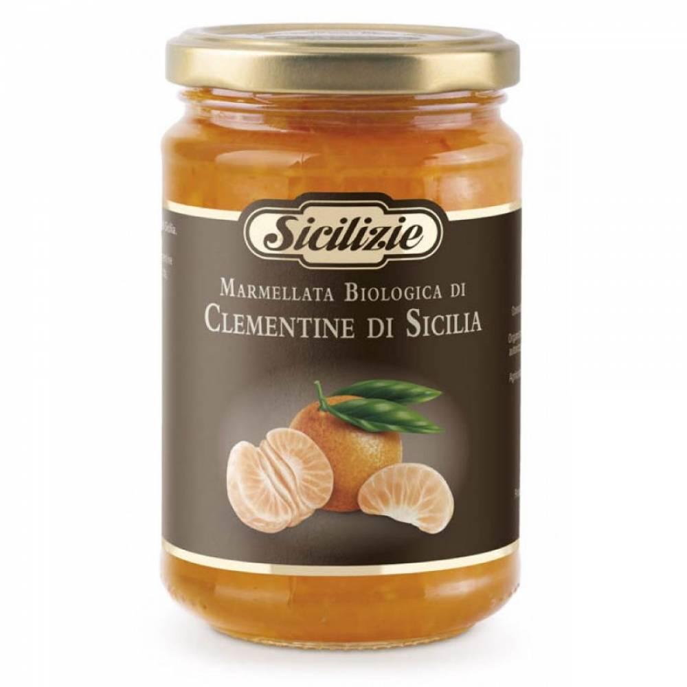 Конфитюр из Сицилийских Клементинов BIO, Sicilizie, 360 гр