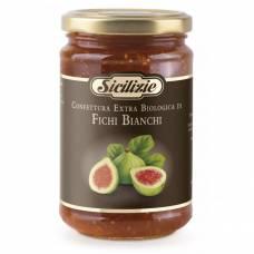Конфитюр из Сицилийского Белого Инжира, Sicilizie, 360 гр