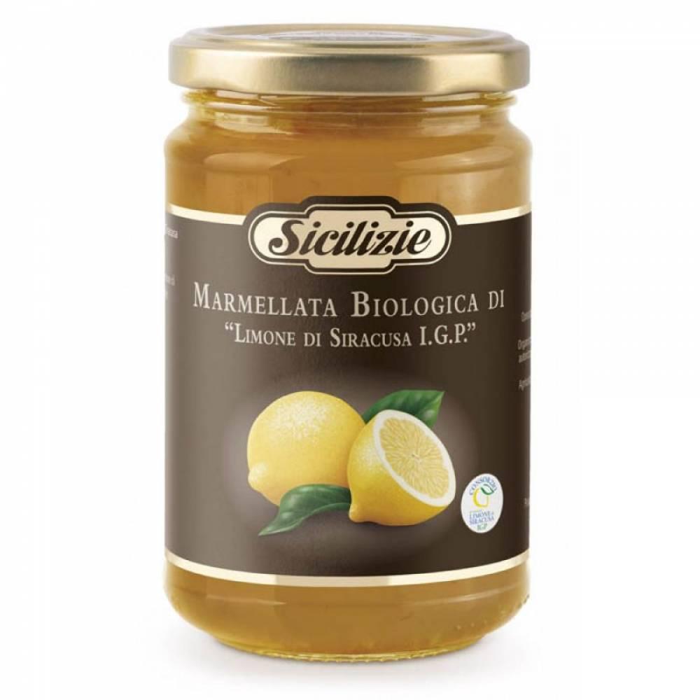 Конфитюр из Лимона Сиракузано IGP BIO, Sicilizie, 360 гр