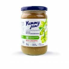 Натуральный низкокалорийный Джем из крыжовника без сахара Yumy Jam, 350 гр