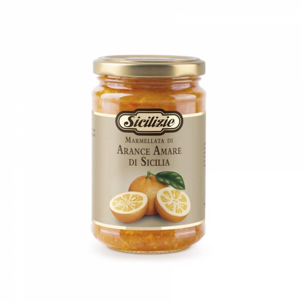 Конфитюр из Сицилийского горького апельсина, Sicilizie, 360 гр