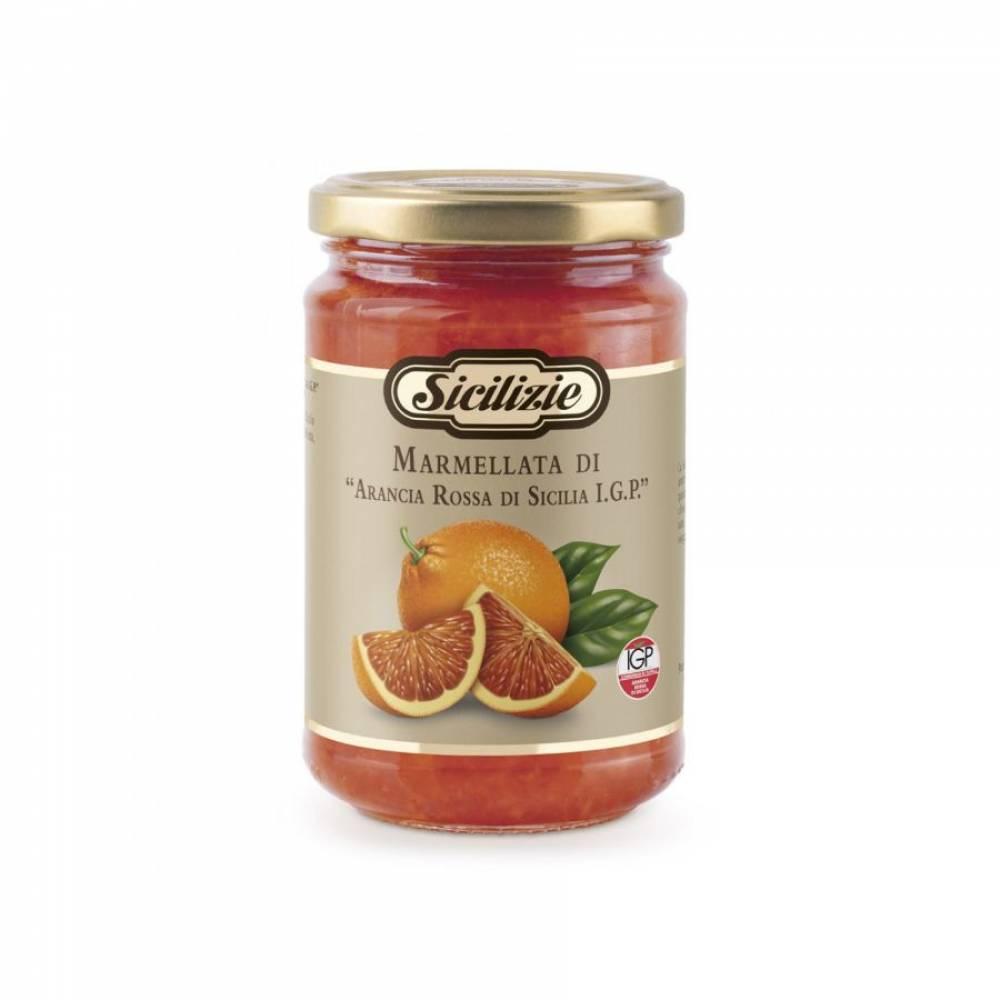 Конфитюр из Сицилийского Красного Апельсина IGP, Sicilizie, 360 гр