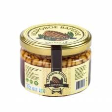 Варенье кедровое с орешками SIBERECO, 220 мл