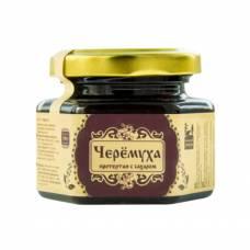 Черёмуха протертая с сахаром Сибирский Знахарь, 110 гр