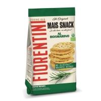 Кукурузные мини-хлебцы без глютена с розмарином, Fiorentini, 50 гр