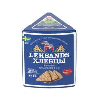 Хлебцы хрустящие Leksands ржаные традиционные Бионова, 230 гр